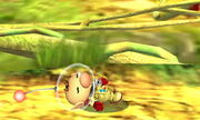 Burla lateral Olimar SSB4 (3DS)