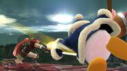 Contrataque de Ike (2) SSB4 (Wii U)