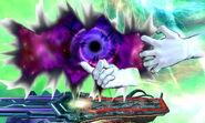 Crazy Hand Agujero negro SSB4 (3DS)