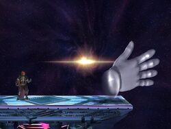 Master Hand Manotazo (1) SSBB