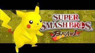 Super Smash Bros Brawl - Poke Floats (Melee) - (HD)