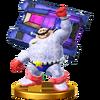 Trofeo de Mr. EAD SSB4 (Wii U)