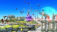 Vampiro interior (terrestre) Bayonetta SSB Wii U