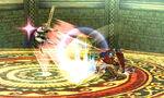 Contrataque Smash SSB4 (3DS)