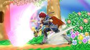 Danza doble del sable (1) SSB4 (Wii U)