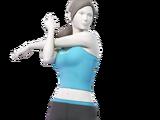 Entrenadora de Wii Fit (SSBU)