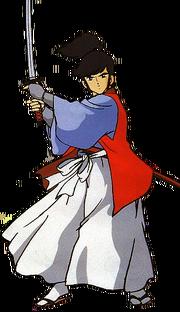Takamaru Nazo no Murasame Jo