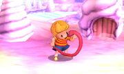 Burla lateral Lucas SSB4 (3DS)