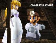Créditos Modo Aventura Dr. Mario SSBM