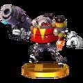 Trofeo de Eggrobo SSB4 (3DS)