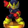 Trofeo de Elec Man SSB4 (3DS)