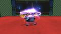 Wario restaurando salud con Dentellada SSB4 (Wii U)