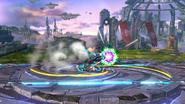 Tirador Mii usando Esfera de Plasma (1) SSB4 (Wii U)