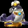 Trofeo de Acrón el Magnífico SSB4 (Wii U)