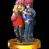 Trofeo de Entrenadores de Pokémon X e Y SSB4 (3DS)