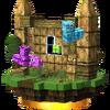 Trofeo de Guardián SSB4 (3DS)