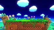 Zona Windy Hill (Versión Omega) SSB4 (Wii U)