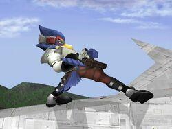 Ataque Fuerte Lateral Falco SSBB (2)