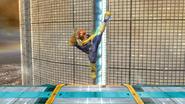 Ataque Smash superior de Captain Falcon (2) SSB4 (Wii U)