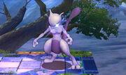 Burla hacia abajo Mewtwo (1) SSB4 (3DS)