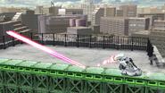 Láser Robo (2) SSB4 (Wii U)