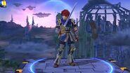 Modelo de Roy BETA SSB4 (Wii U)