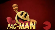 Pac-Man Pose de Victoria (2) SSB WII U