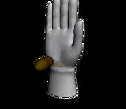 Pose T Master Hand SSB4 (Wii U)