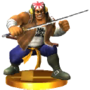 Trofeo Samurai Goroh SSB4 (3DS)