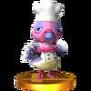 Trofeo de Guindo SSB4 (3DS)