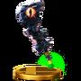 Trofeo de Maza de hierro SSB4 (Wii U)