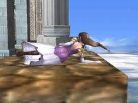 Ataque de recuperación de borde Zelda SSBB (1)