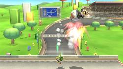 Bowsy meteórico (3) SSB4 (Wii U)