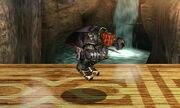 Burla superior Ganondorf SSB4 (3DS) (1)