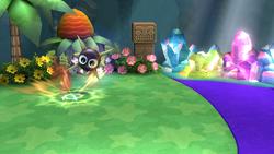 Gordo saltarín (2) SSB4 (Wii U)