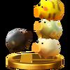 Trofeo de Chiquioincs SSB4 (Wii U)
