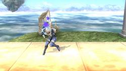 Cuchilla paralizante (1) SSB4 (Wii U)