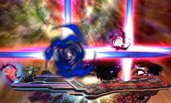 Master Core - Cabezazo (3) - SSB4 (3DS)