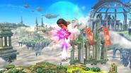 Patadas destructoras (3) SSB4 (Wii U)
