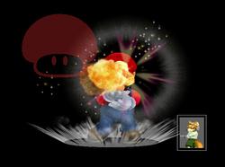 Pose de victoria Mario (6) SSBM