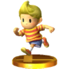 Trofeo de Lucas SSB4 (3DS)