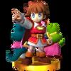 Trofeo de Príncipe de Sablé SSB4 (3DS)