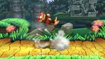 Cabriola mortal (2) SSB4 (Wii U)