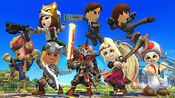 Paquete de disfraces n.º 4 SSB4 (Wii U)