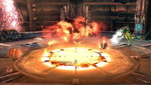 Ridley Llamarada (2) SSB4 (Wii U)