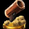 Trofeo de Cacahuetola SSB4 (Wii U)
