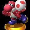 Trofeo de Yoshi (alt.) SSB4 (3DS)