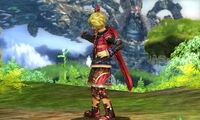 Burla superior Shulk SSB4 (3DS)