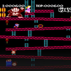 <i>Donkey Kong</i> como un clásico en <i>Super Smash Bros. para Wii U</i>.