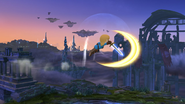 Furia implacable (3) SSB4 (Wii U)